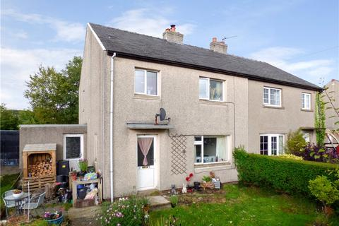 3 bedroom semi-detached house for sale - Ribblesdale Estate, Long Preston, Skipton, North Yorkshire