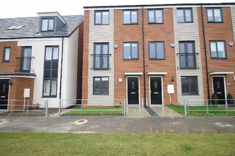 3 bedroom townhouse for sale - Elmwood Park Court, Newcastle Upon Tyne