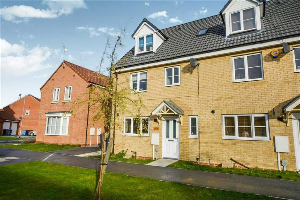 4 Bedrooms End Of Terrace House for sale in Hyde Park Road, Kingswood, Hull, HU7