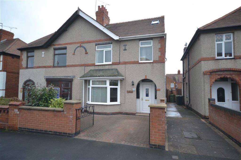 4 Bedrooms Semi Detached House for sale in Kingsway, Nuneaton, Warwickshire