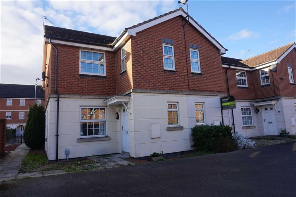 2 Bedrooms Terraced House for sale in Stubbs Close, Brough, Brough, HU15