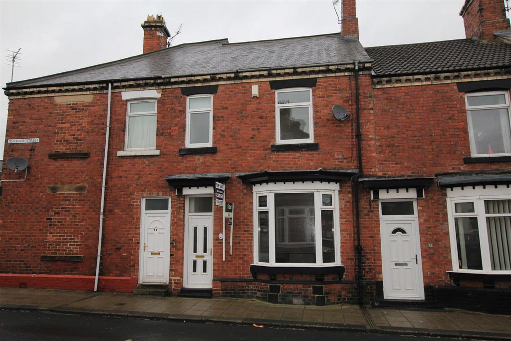 3 Bedrooms Terraced House for sale in Durham Street, Bishop Auckland