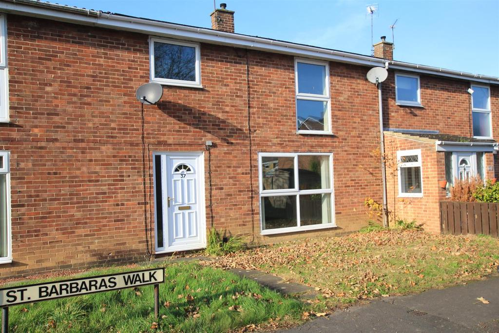 3 Bedrooms Terraced House for sale in St Barbaras Walk, Newton Aycliffe