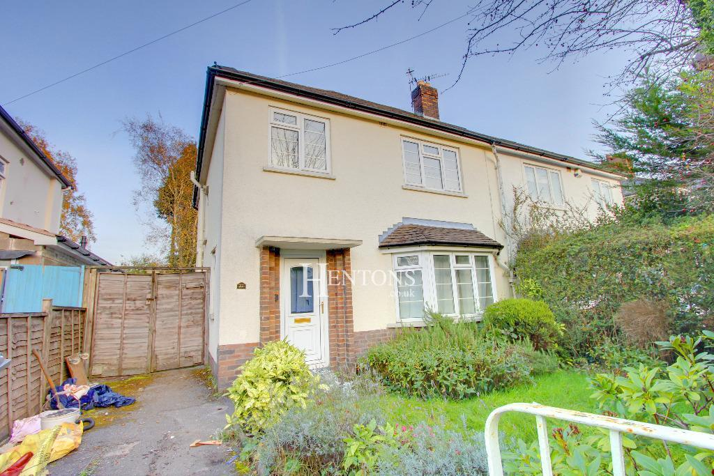 3 Bedrooms Semi Detached House for sale in Cae Mawr Road, Rhiwbina, Cardiff