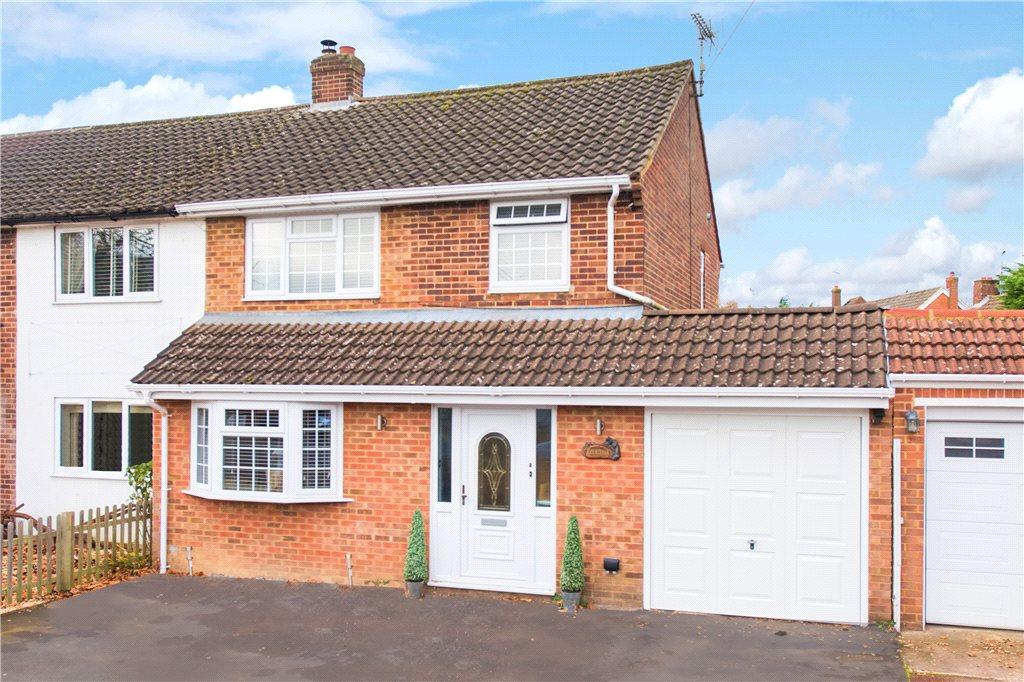 3 Bedrooms Semi Detached House for sale in Wycombe Road, Prestwood, Great Missenden, Buckinghamshire