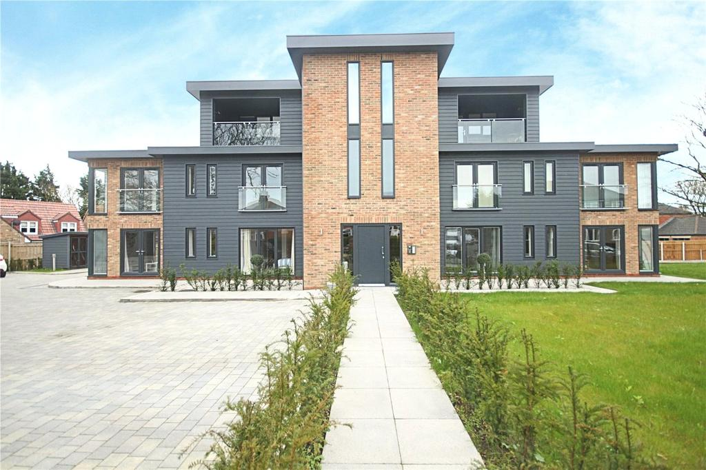 2 Bedrooms Flat for sale in South View, Eaglescliffe