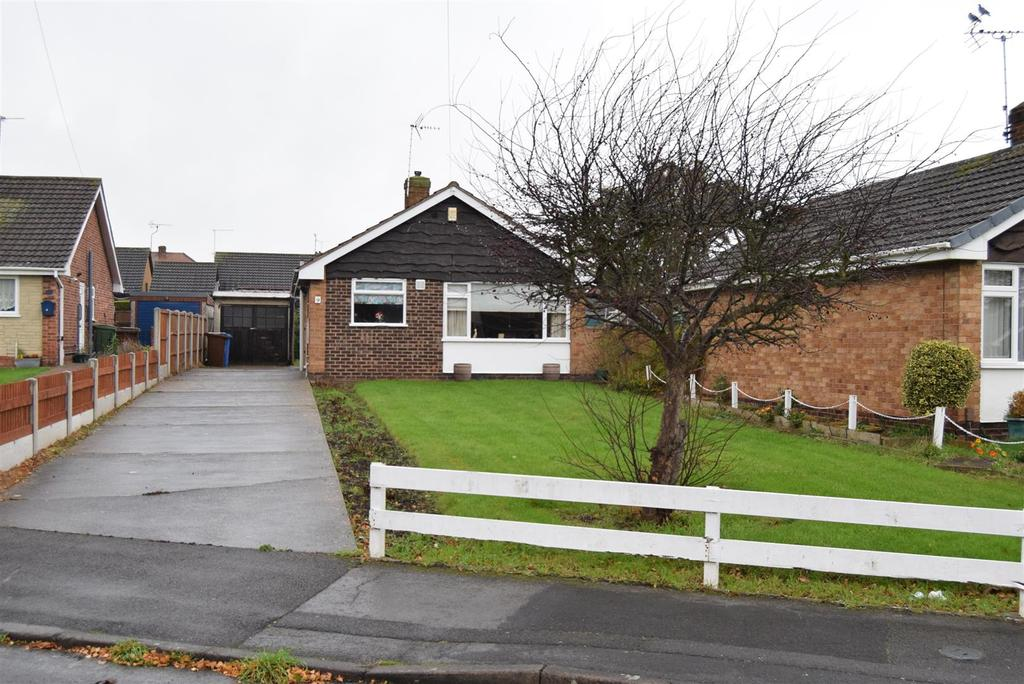 2 Bedrooms Detached Bungalow for sale in Worcester Avenue, Mansfield Woodhouse
