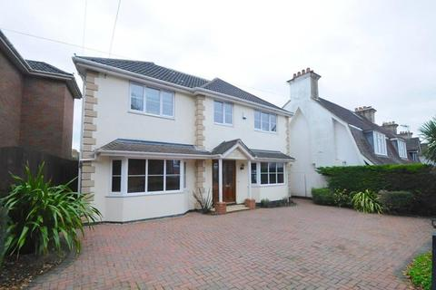 5 bedroom detached house for sale - Salterns Road, Whitecliff, Poole