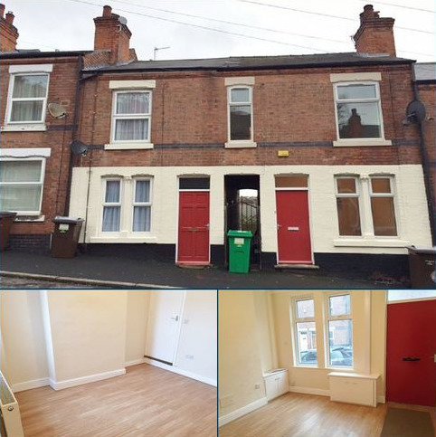 2 bedroom terraced house to rent - Finsbury Avenue, Nottingham