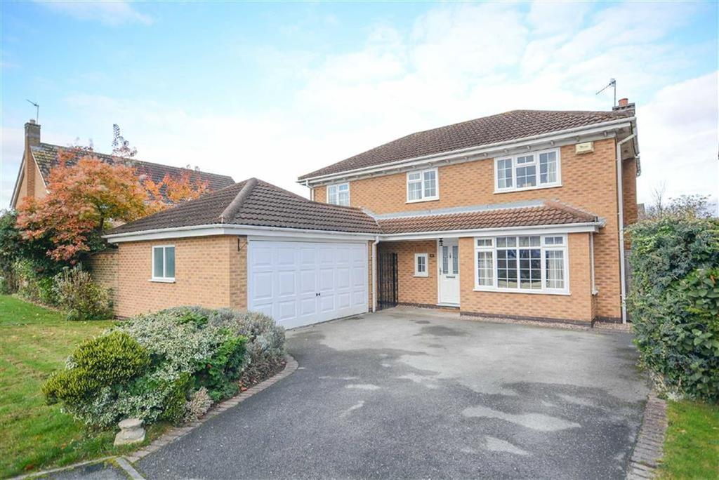 4 Bedrooms Detached House for sale in Beaulieu Gardens, West Bridgford