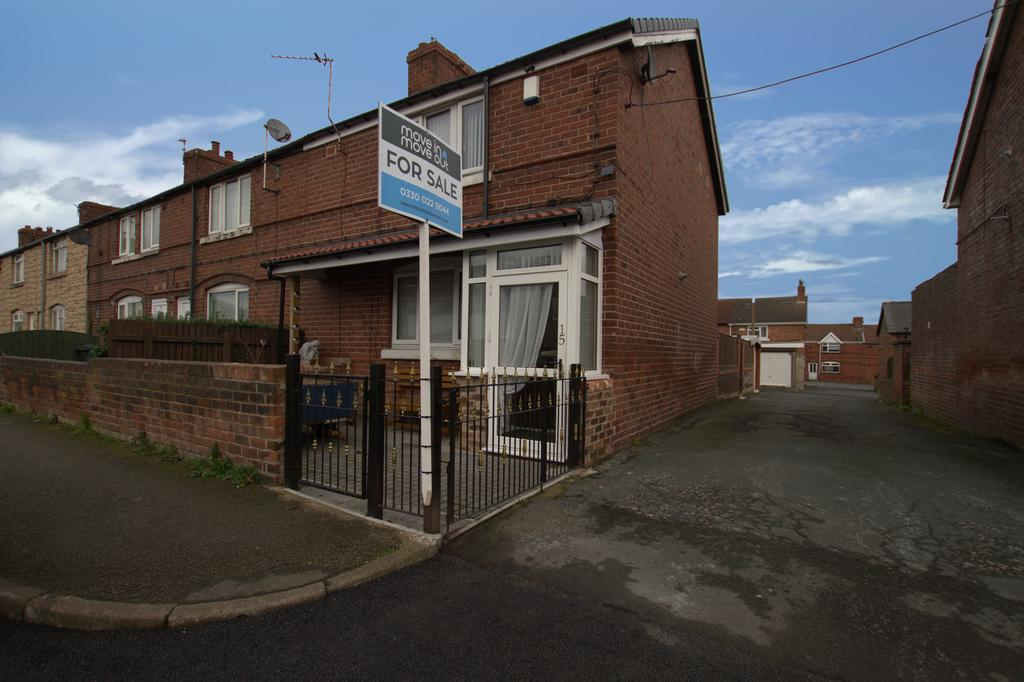 3 Bedrooms Terraced House for sale in Carlyle Road Rotherham South Yorkshire