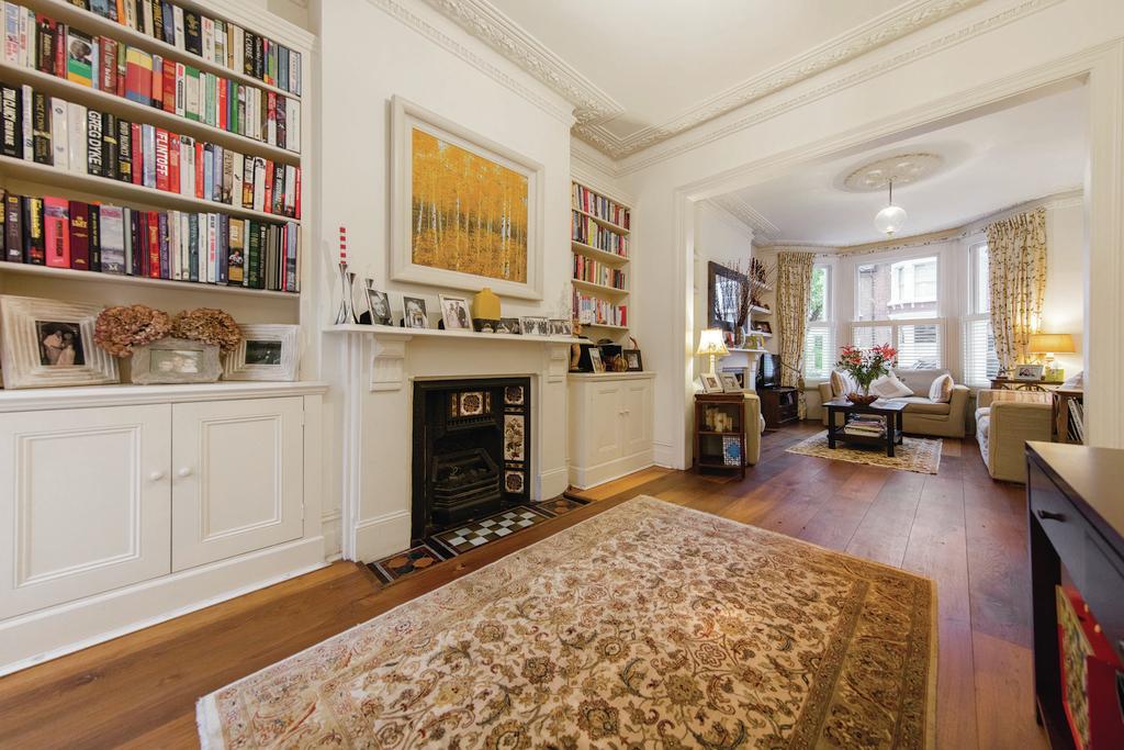 5 Bedrooms Terraced House for sale in Bramfield Road, SW11