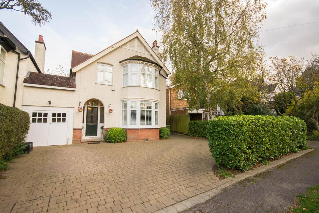 4 Bedrooms Link Detached House for sale in Worrin Road, Shenfield, Brentwood, Essex, CM15