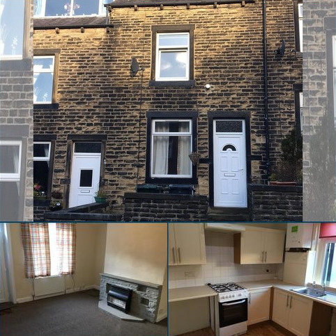 3 bedroom terraced house to rent - Cliffe Terrace, Keighley BD21