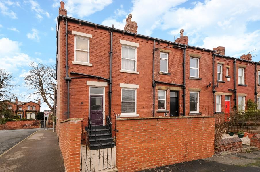 5 Bedrooms End Of Terrace House for sale in POTTERNEWTON LANE, CHAPEL ALLERTON, LEEDS, LS7 3LW