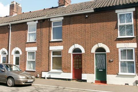 2 bedroom terraced house to rent - Leonards Street, NORWICH