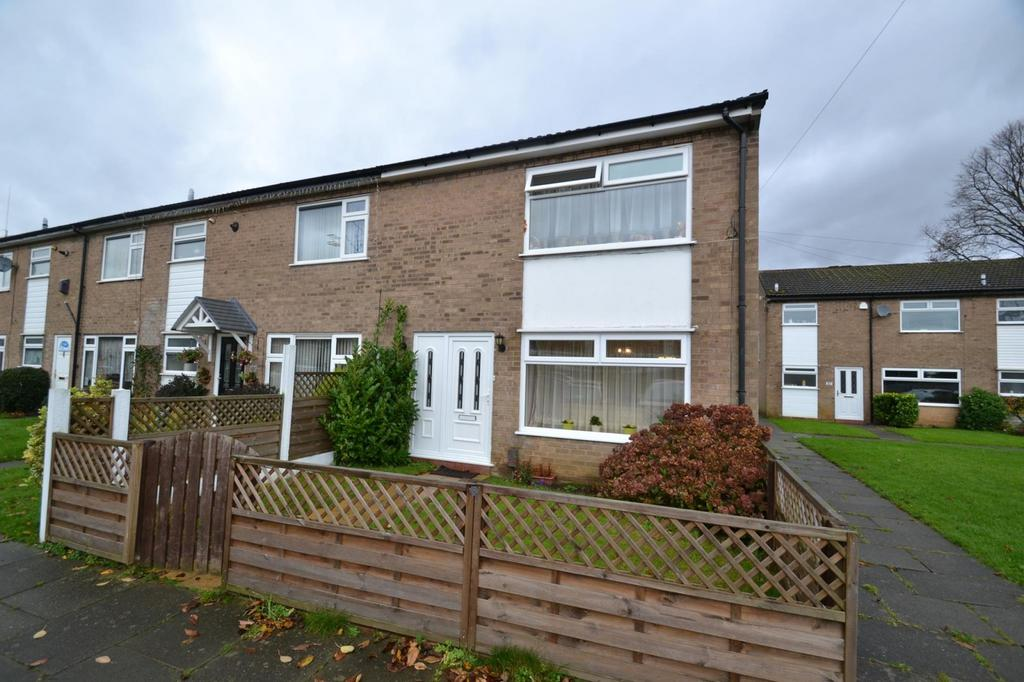 2 Bedrooms End Of Terrace House for sale in Ashbourne Crescent, Sale