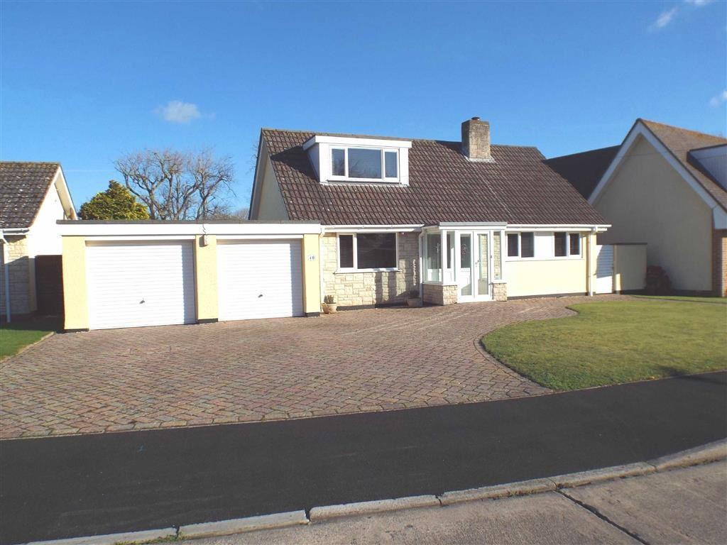 3 Bedrooms Detached Bungalow for sale in Golf Links Road, Burnham-on-Sea