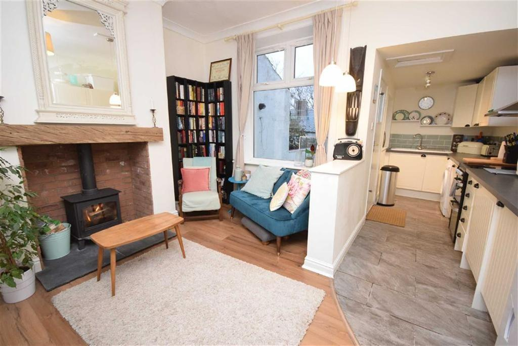 2 Bedrooms Terraced House for sale in King Street Terrace, Brierfield, Lancashire