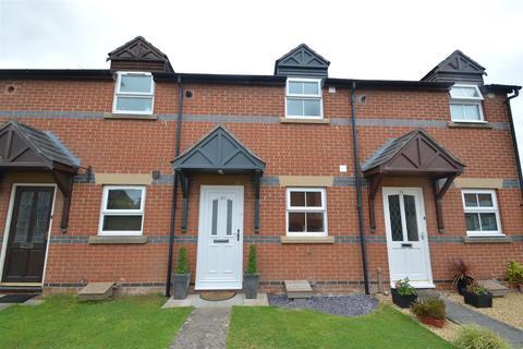 1 bedroom terraced house for sale - 28 Glendower Court, Greenfields, Shrewsbury, SY1 2RG