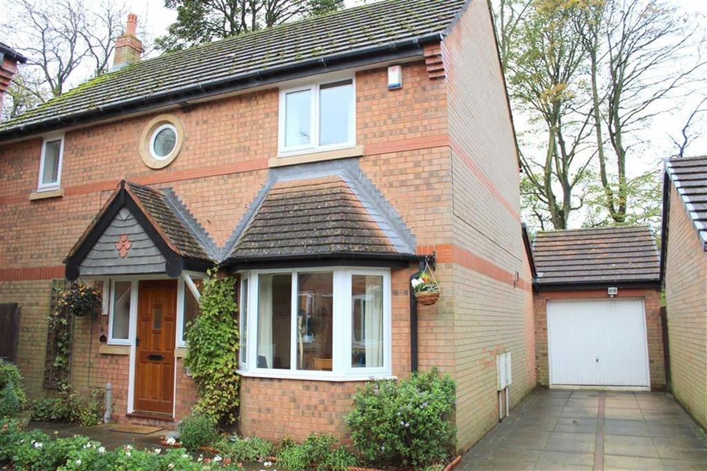 4 Bedrooms Detached House for sale in Coach House Court, Burscough, L40
