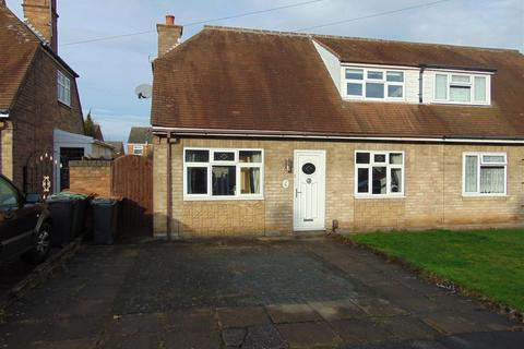 2 bedroom semi-detached house for sale - Chatsworth Crescent, Rushall, Walsall