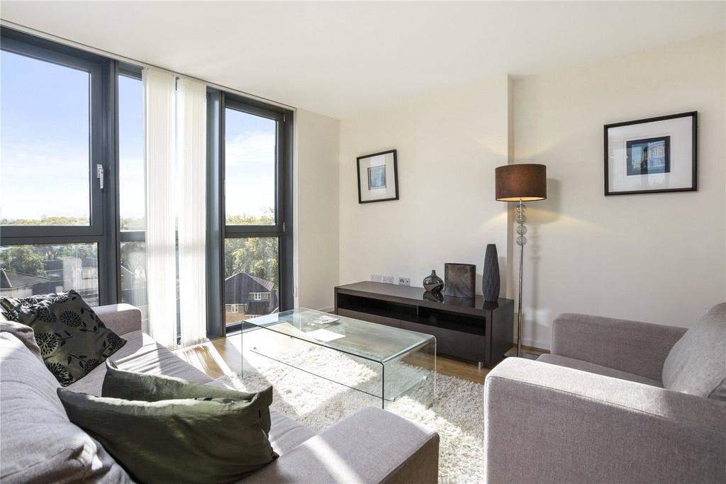2 Bedrooms Flat for sale in Sky Apartments, Homerton Road, Hackney, London, E9