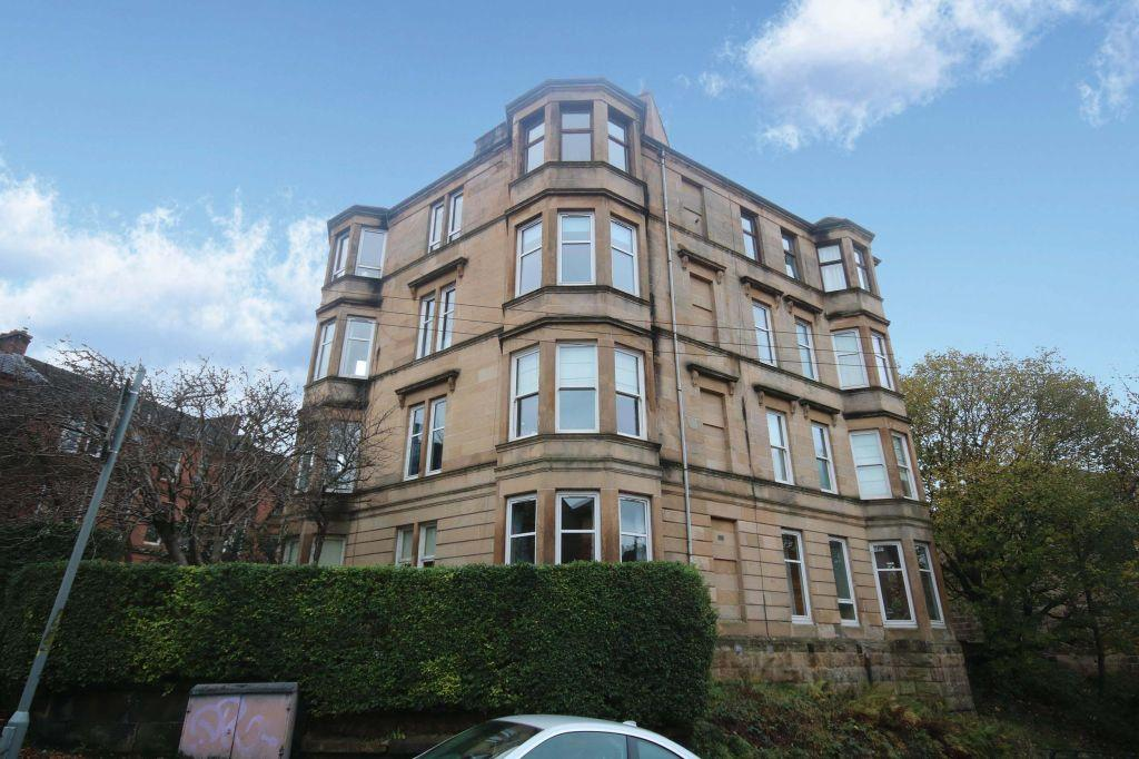 2 Bedrooms Ground Flat for sale in 0/2, 60 Fergus Drive, North Kelvinside, Glasgow, G20 6AW