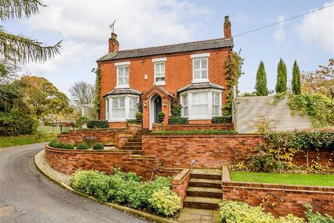 3 bedroom detached house for sale - Back Lane, Burton Overy, Leicestershire