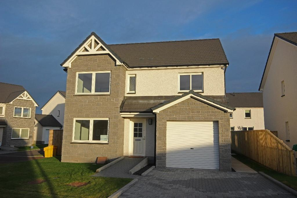4 Bedrooms Detached House for sale in John Dunne Place, Errol, Perthshire , PH2 7UR