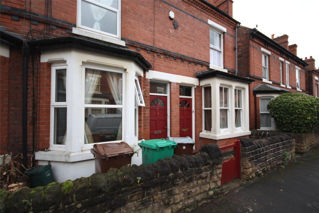 3 Bedrooms Terraced House for sale in Crossman Street, Nottingham, Nottinghamshire, NG5