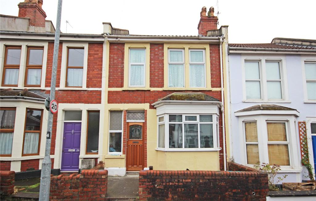 3 Bedrooms House for sale in York Road, Easton, Bristol, BS5