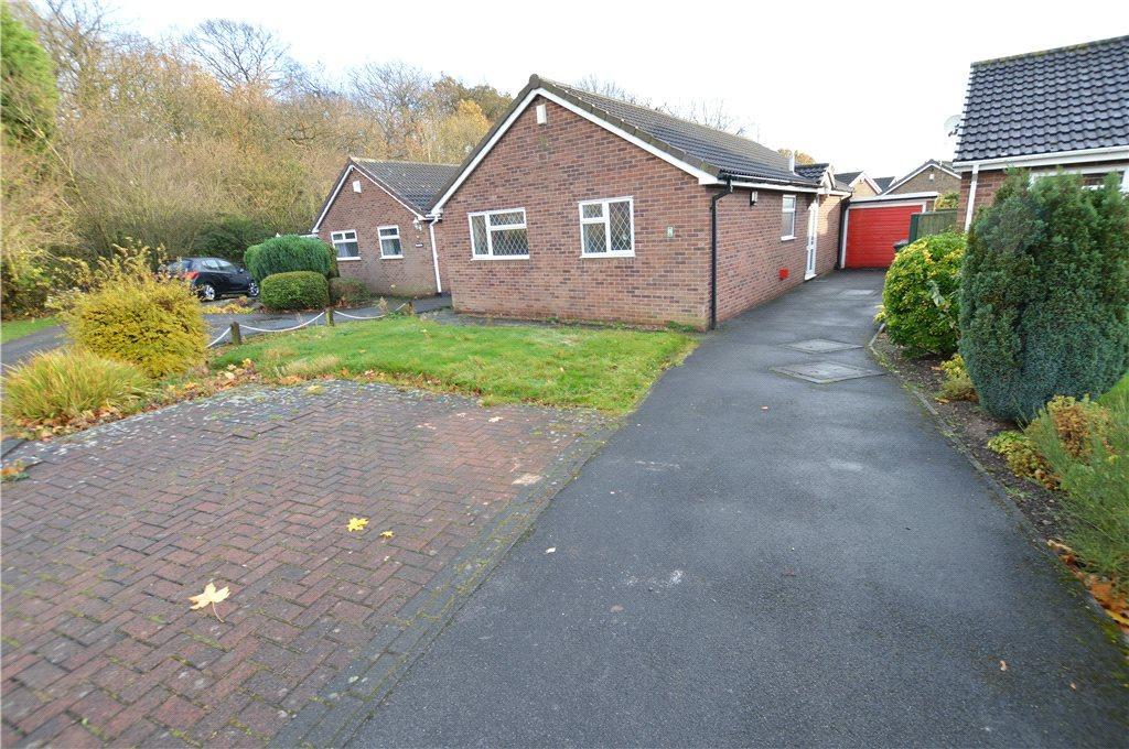 2 Bedrooms Detached Bungalow for sale in Cherrywood Gardens, Leeds, West Yorkshire