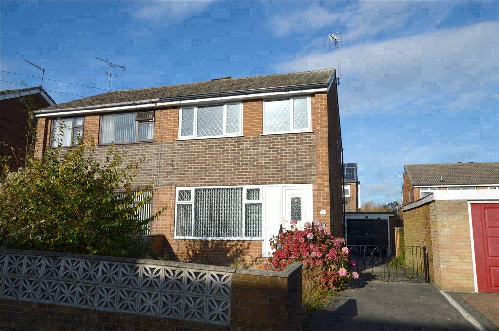 3 Bedrooms Semi Detached House for sale in Swinnow Gardens, Leeds, West Yorkshire