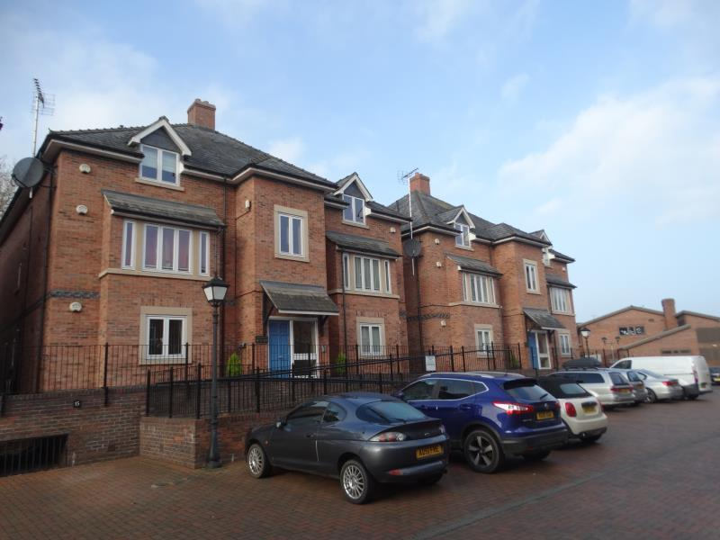 2 Bedrooms Apartment Flat for rent in 14b Chester Street, Shrewsbury, SY1 1NX