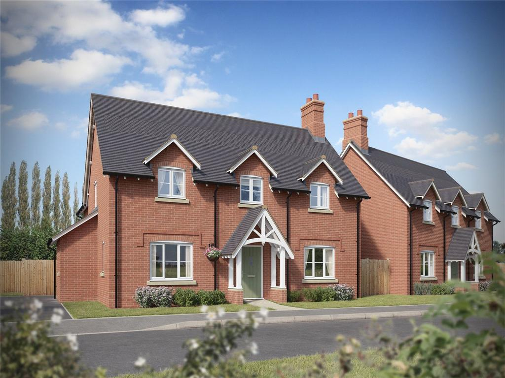 5 Bedrooms Detached House for sale in Audley, Meadow View, Adderbury, Oxfordshire, OX17