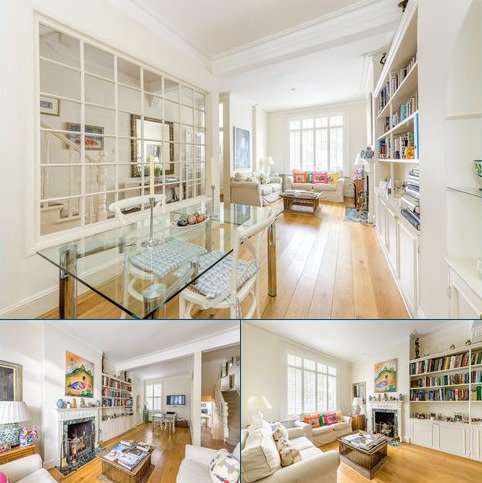 4 bedroom terraced house for sale - Pursers Cross Road, Fulham, London