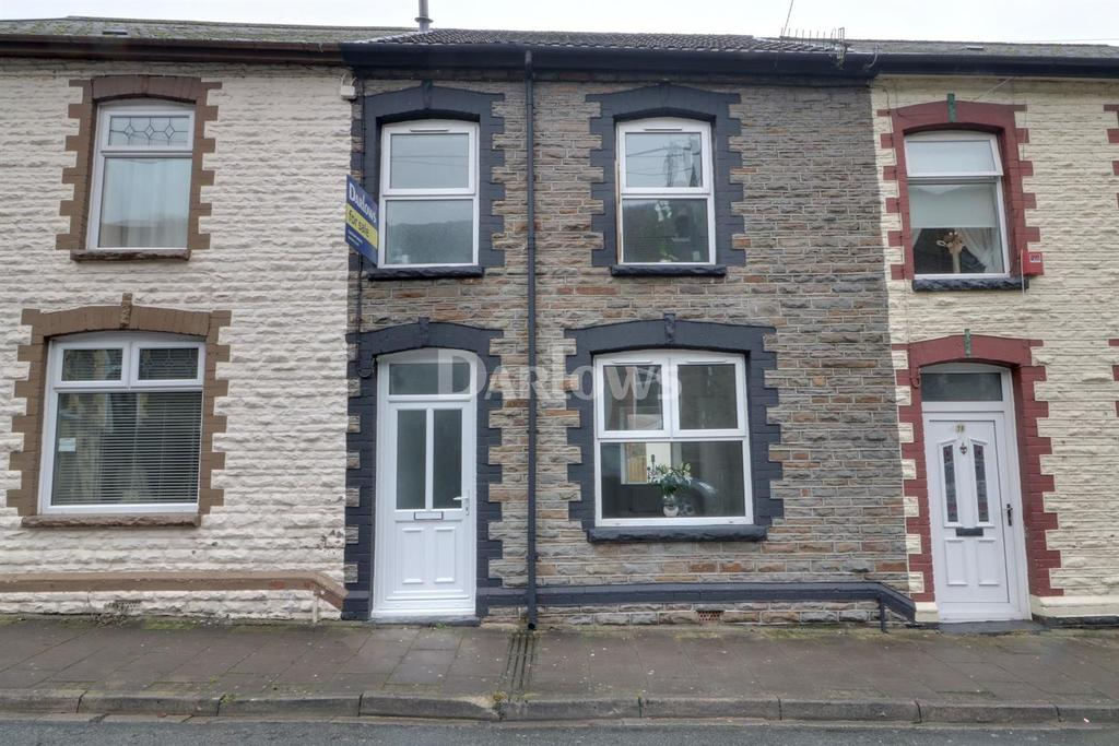 2 Bedrooms Terraced House for sale in Madeline Street, Pontygwaith