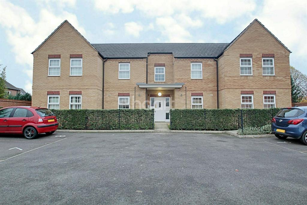 2 Bedrooms Flat for sale in Barley Mews, Sugar Way, Peterborough