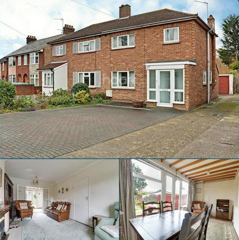 3 bedroom semi-detached house for sale - Ipswich Road, Colchester