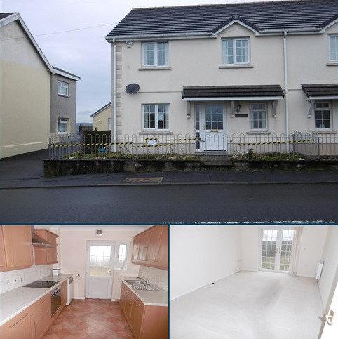 3 bedroom semi-detached house for sale - 15A Bethania Road, Upper Tumble, Llanelli, Carmarthenshire.