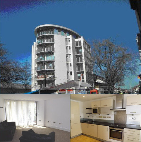 1 bedroom apartment to rent - The Rubicon, North Street, Romford, RM1