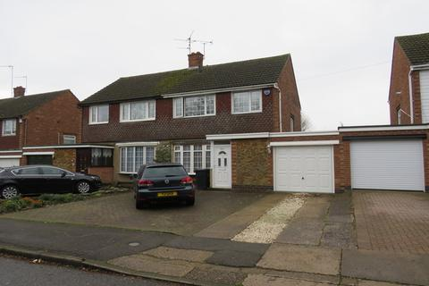 3 bedroom semi-detached house for sale - Harlestone Road, Duston, Northampton, NN5