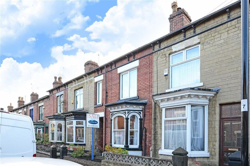 2 Bedrooms Terraced House for sale in 71, Wake Road, Nether Edge, Sheffield, S7
