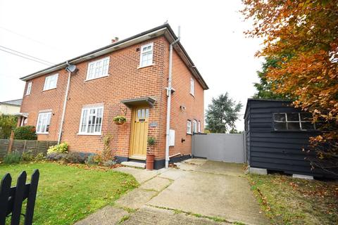 3 bedroom semi-detached house for sale - Meadside, Wethersfield, Braintree, Essex, CM7