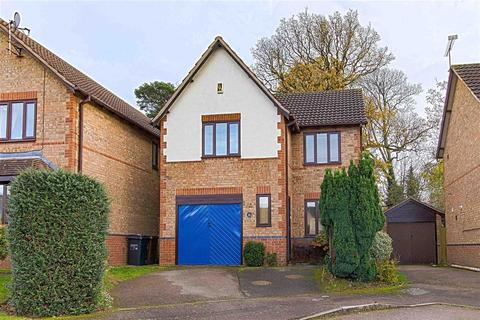 3 bedroom detached house for sale - Stanford Way, East Hunsbury