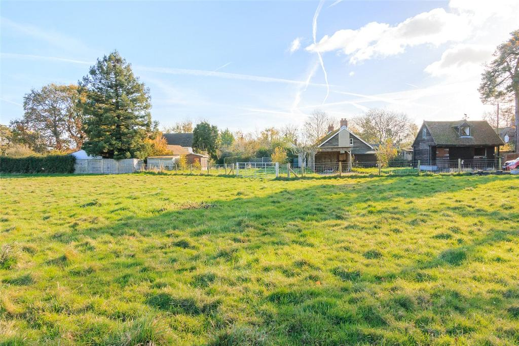 Plot Commercial for sale in North End, Newbury, Hampshire, RG20