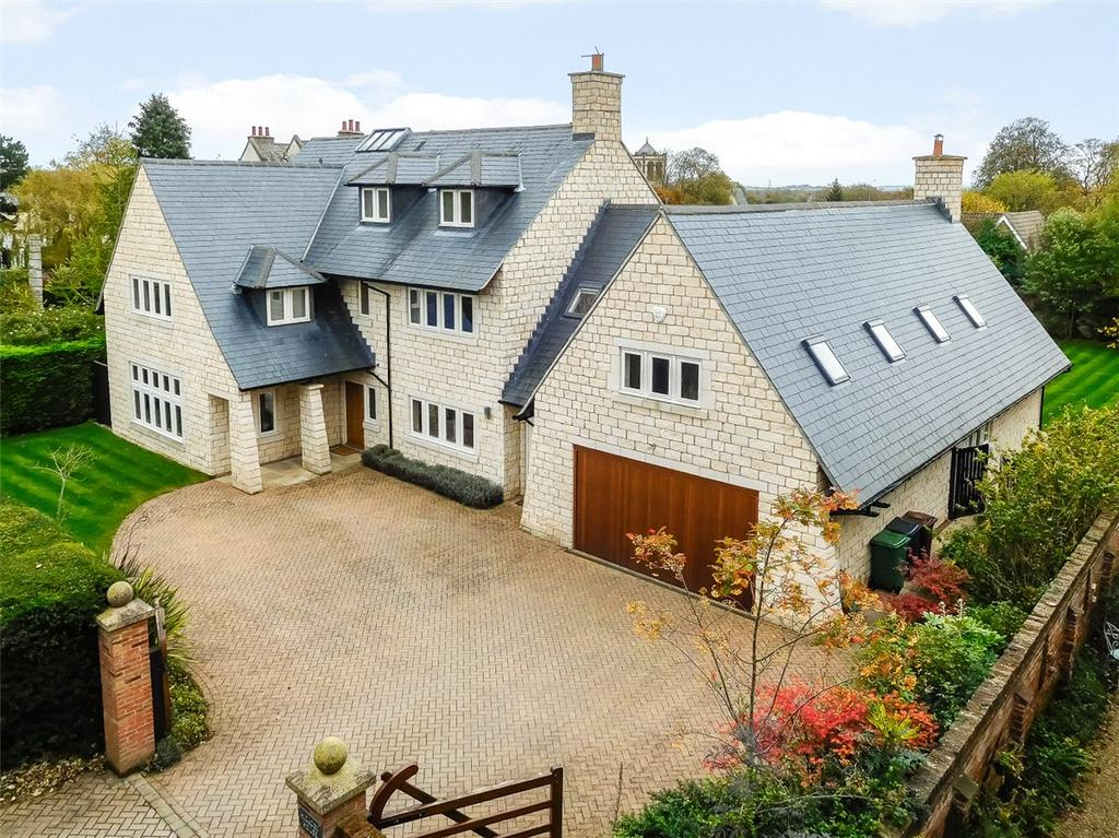 6 Bedrooms Detached House for sale in Hickory House, Oaks Lane, Boston Spa, Wetherby, LS23