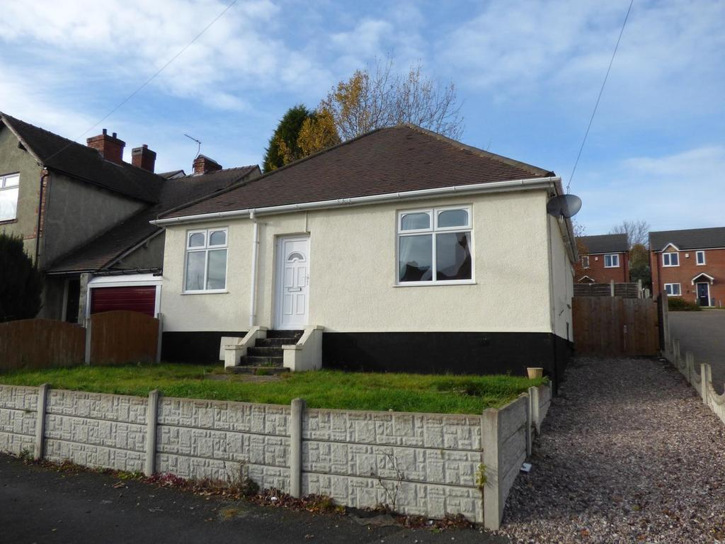 2 Bedrooms Detached Bungalow for sale in 30 Old Fallow Road, Cannock, WS11 5QJ