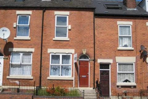 3 bedroom terraced house to rent - Wolsley Road, Sheffield S8